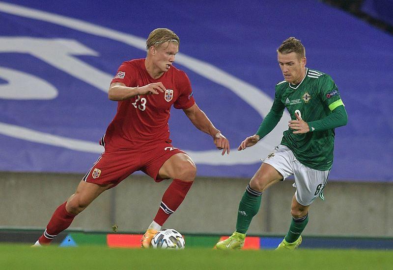 Norway take on Northern Ireland this week