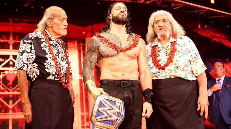 The Tribal Chief, Roman Reigns