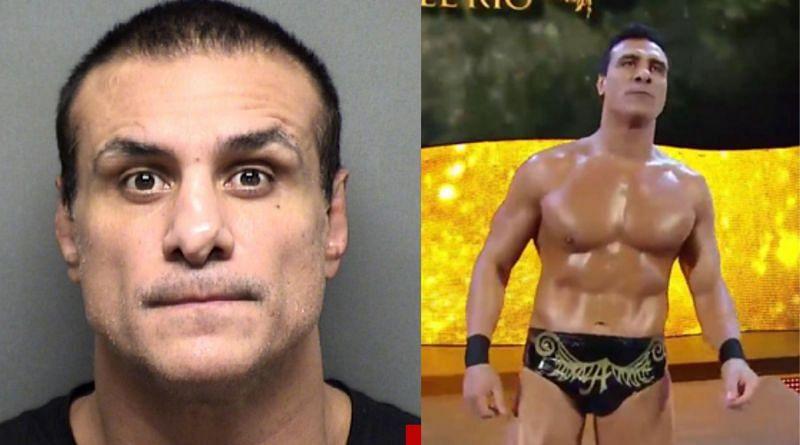 Alberto del Rio indicted by Grand Jury in Texas
