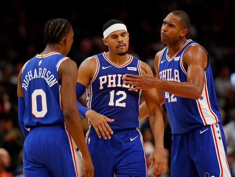 Philadelphia 76ers v Atlanta Hawks