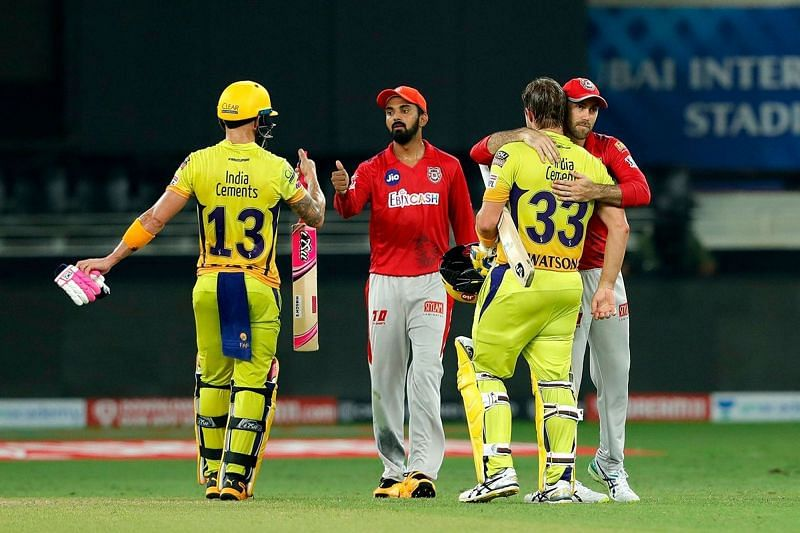 The Chennai Super Kings picked up a massive 10-wicket win over KXIP