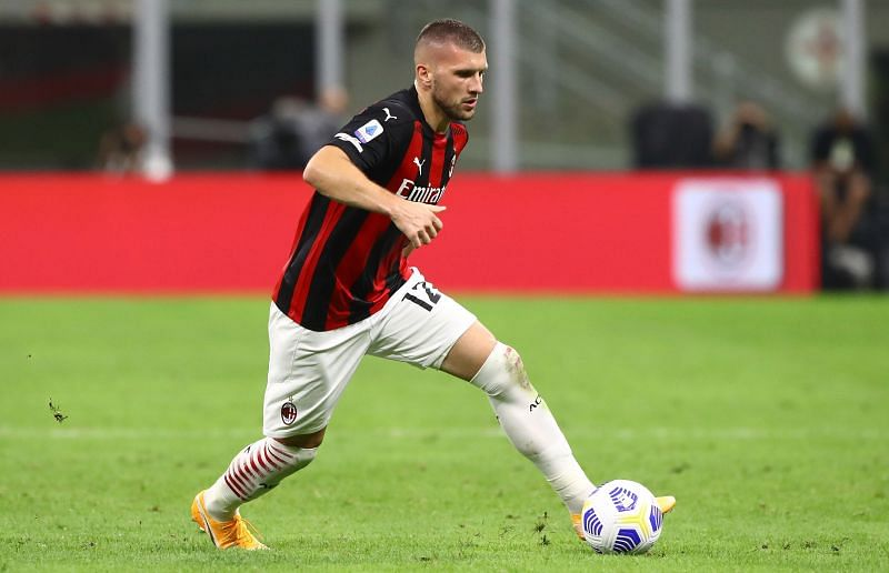 AC Milan take on Spezia this weekend