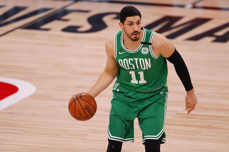 Portland Trail Blazers v Boston Celtics