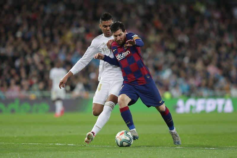Barcelona take on Real Madrid this weekend