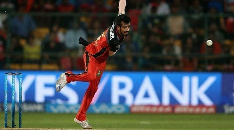 Yuzvendra Chahal could be one of the biggest threats to the KXIP batting lineup [P/C: iplt20.com]