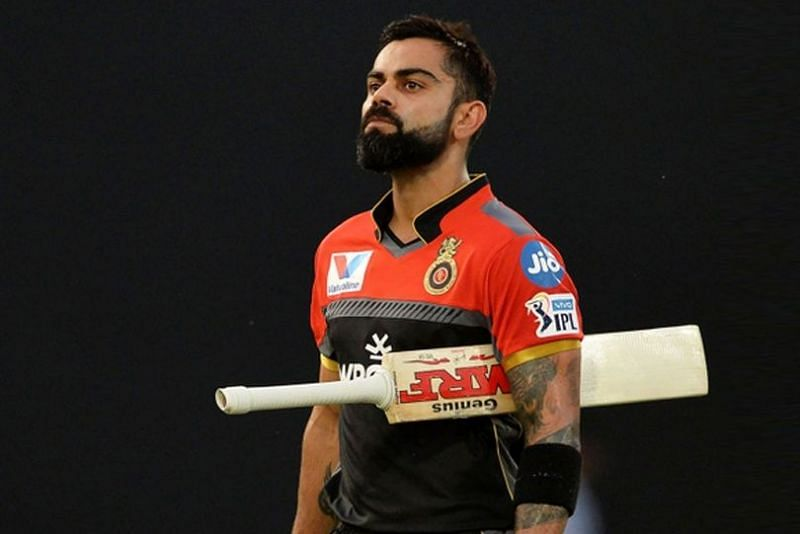 RCB captain Virat Kohli returned to form against RR