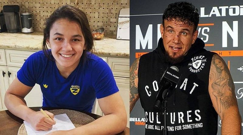 Isabella Mir is the daughter of MMA legend Frank Mir
