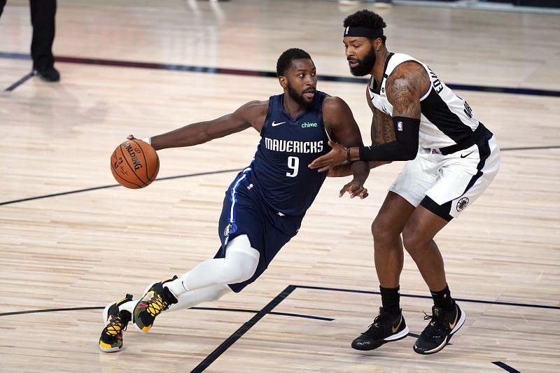 Michael Kidd-Gilchrist is one of many excess players in the Dallas Mavericks roster.
