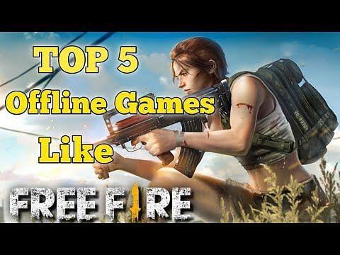 5 Best Offline Games Like Free Fire On Google Play Store