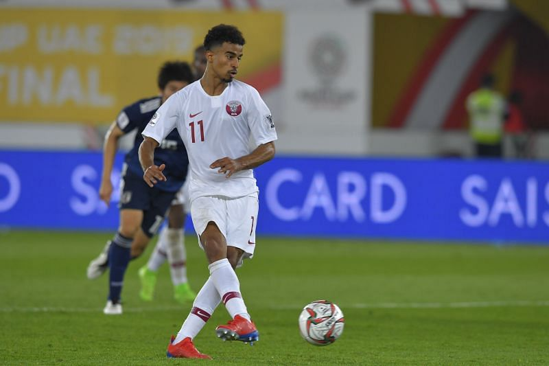 Young Akram Afif will be one to watch out for