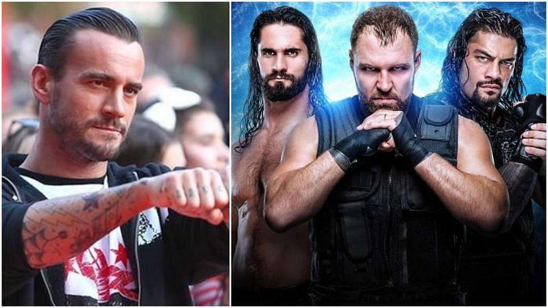सीएम पंक 2014 में WWE को छोड़ चुके हैं
