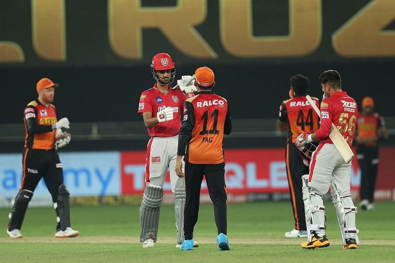 Sunrisers Hyderabad picked up a big win against the Kings XI Punjab