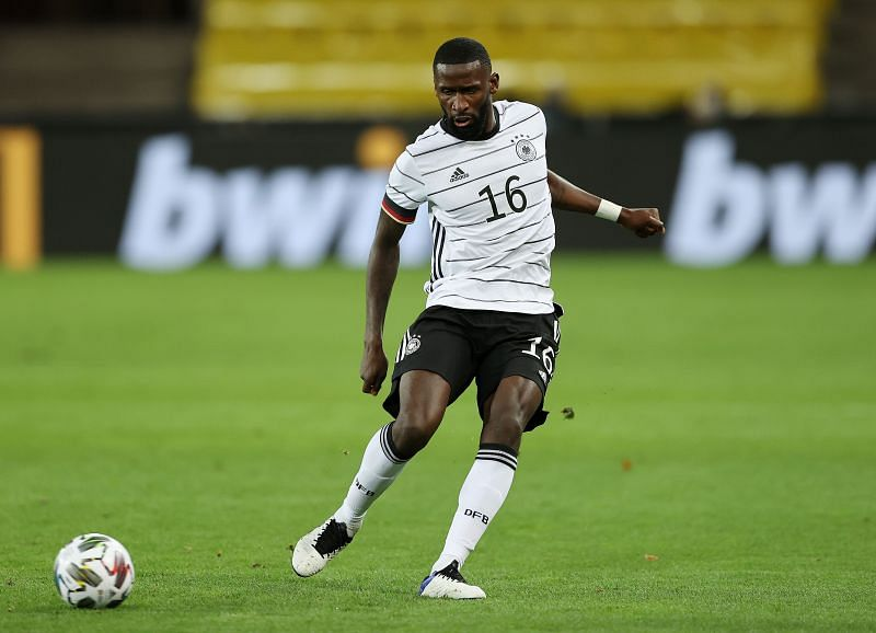 Antonio Rudiger was close to leaving Chelsea in the summer.