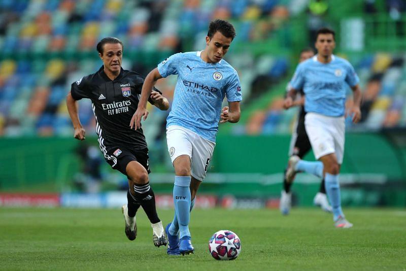 Eric Garcia, Manchester City