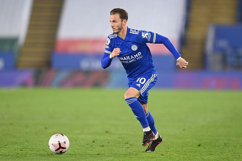 Can James Maddison inspire Leicester to a win in the Europa League this week?