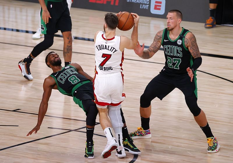 The Boston Celtics are expected to be title contenders next term and will be looking to add another star this offseason