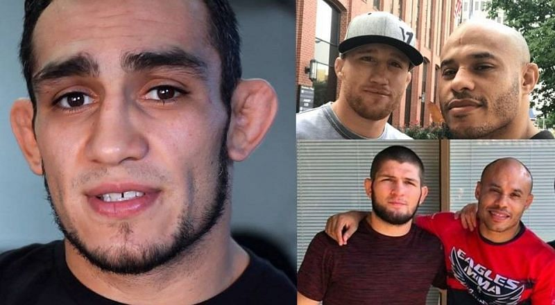 Tony Ferguson is taking no prisoners on his road back to the top of the UFC food chain