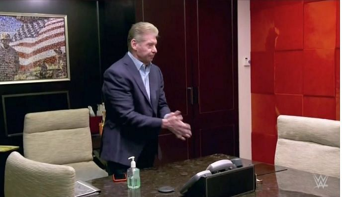 Over the years, Vince McMahon has reduced his own time appearing on-screen in WWE segments, and it appears that the WWE Chairman has his own reasons behind that