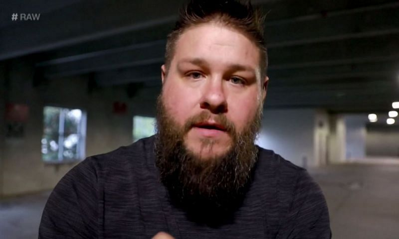 Kevin Owens was set to return to NXT last year
