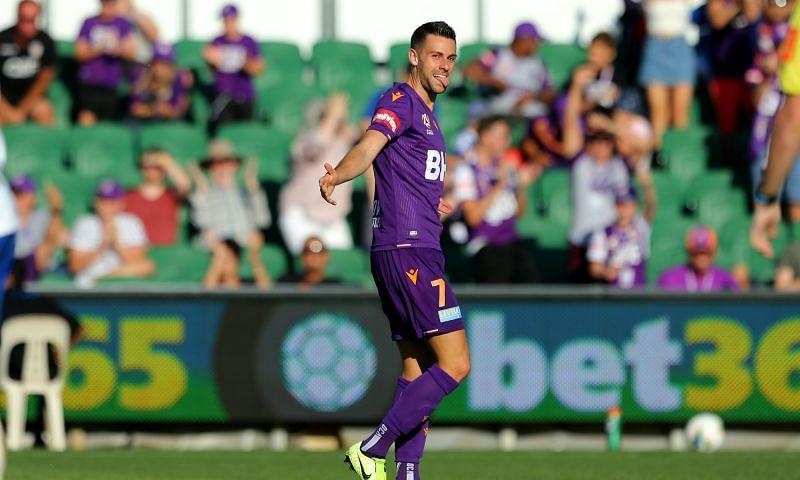 Joel Chianese at Perth Glory