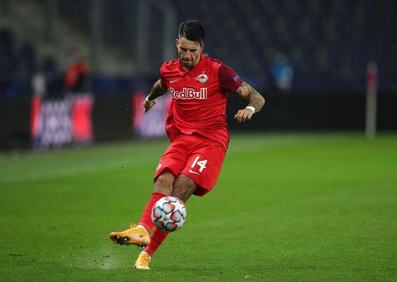 Dominik Szoboszlai could be a cheaper alternative to Aouar