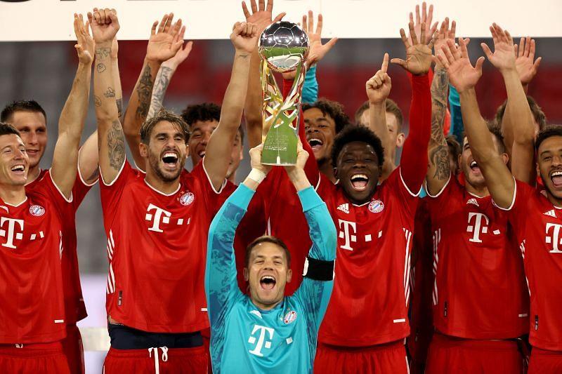 FC Bayern München will face Hertha Berlin on Sunday
