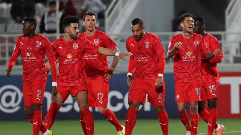 Al Duhail have an excellent squad. Image Source: the-AFC.com
