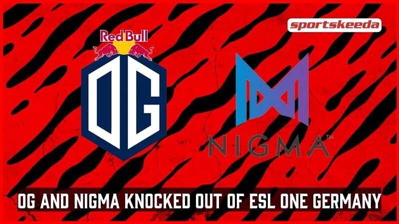 Team Liquid and Alliance have knocked out Nigma and OG from the ESL One Germany 2020 Dota 2 Championship