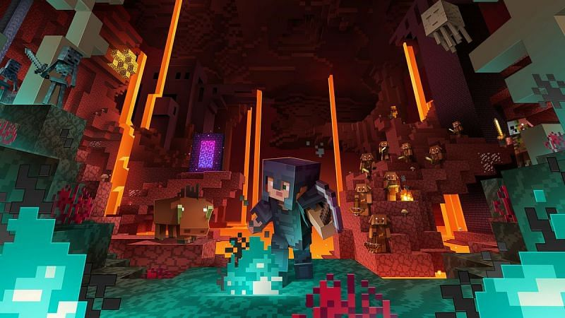 Minecraft has become a mainstay in pop culture and modern media (Image Credits: PC Gamer)