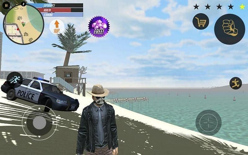 Real Gangster Crime 2 (Image Credits: APKPure.com)