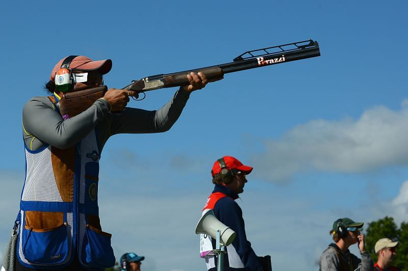 Ronjan Sodhi is a former World No.1 double trap shooter