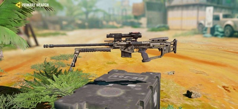 The NA45 is another new gun in COD Mobile