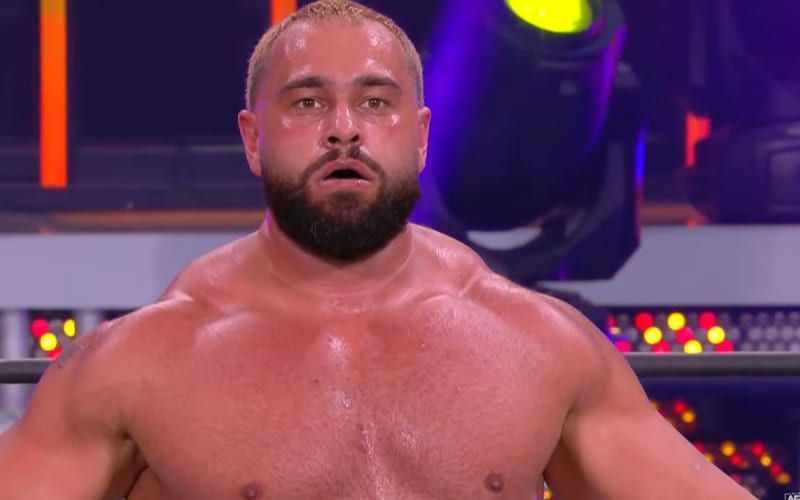 Miro opened up during his AEW debut and took several shots at his previous employer, WWE