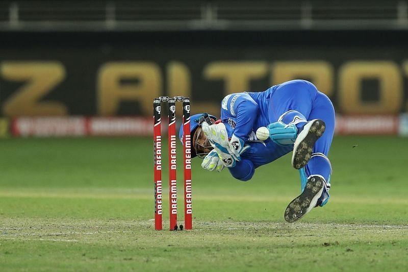 Rishabh Pant failed to impress on his return to the team. [PC: iplt20.com]