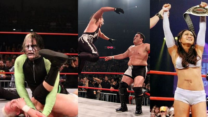 Bound For Glory has given fans many memorable moments