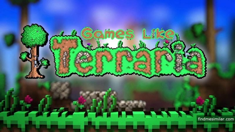 Best Android games similar to Terraria (Image Credits: Games Signs Blog)