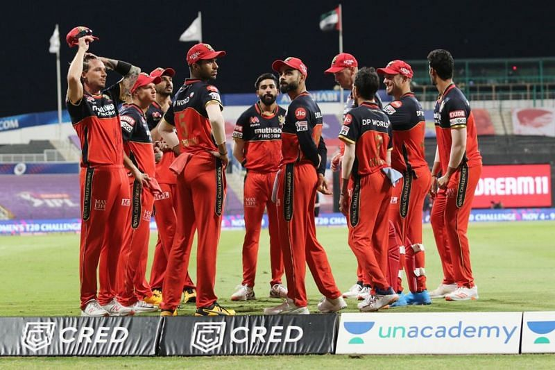 RCB have been at the receiving end in their last two matches in IPL 2020. [P/C: iplt20.com]