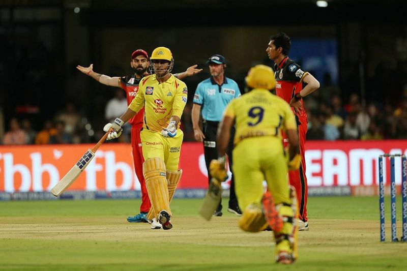 Both MS Dhoni and Virat Kohli would look to go big against each other tonight (Credits: IPLT20.com)