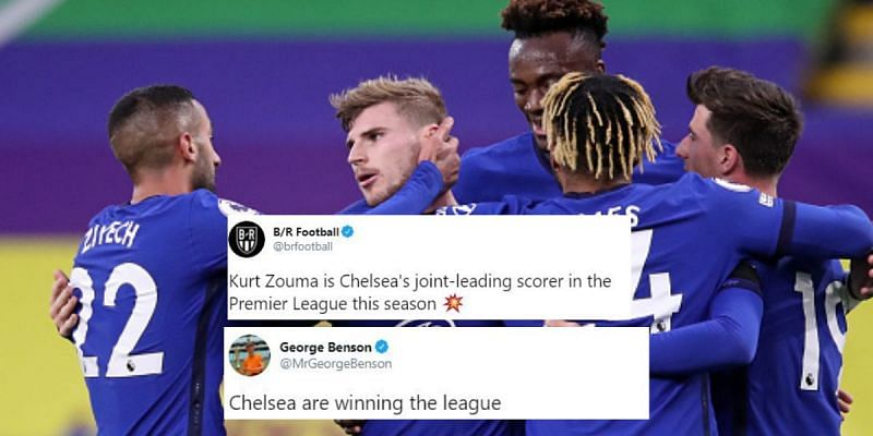 Chelsea recorded a superb 3-0 victory in their travels