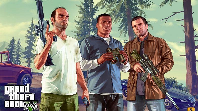 GTA 5 cheats for PC and consoles: PDF download link (Image Credits: wallpapersafari.com)