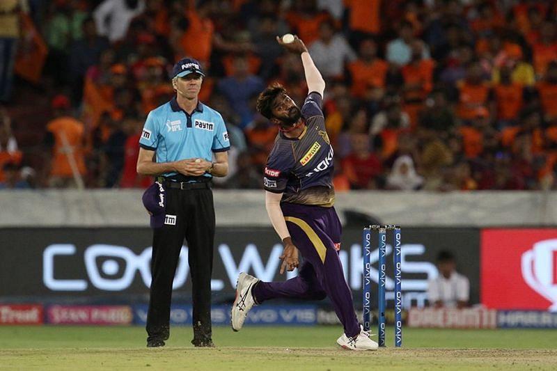 Prithvi Raj Yarra will join the SRH squad in IPL 2020 soon (Image Credits: IPLT20.com)