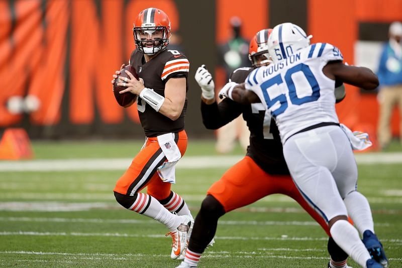 Cleveland Browns Quarterback Baker Mayfield has made all the right adjustments.