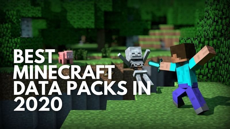 Best Minecraft data packs in 2020