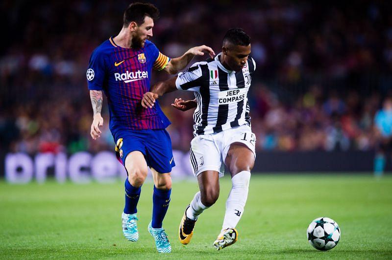 Lionel Messi faces Juventus in the UEFA Champions League again