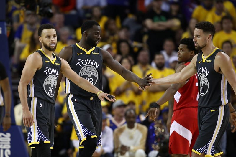Here are five reasons why the Golden State Warriors
