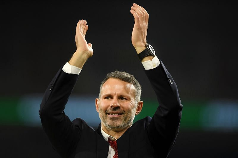 Wales manager and former United legend Giggs
