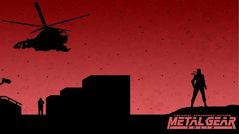 Metal Gear Solid (Image Credits: Pinterest)