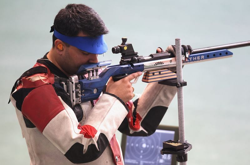 Gagan Narang won the bronze medal in the 2012 London Olympics and won 15 Commonwealth and Asian Games medals