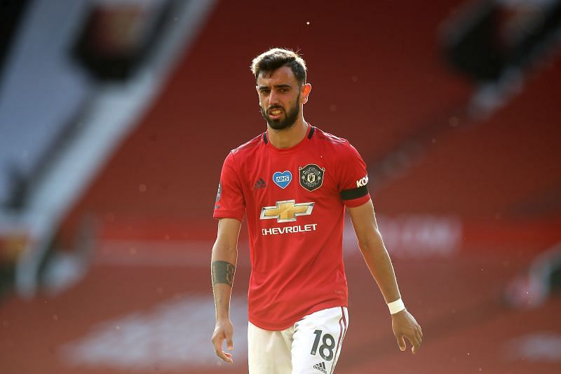 Bruno Fernandes immediately endeared himself to fans upon arrival