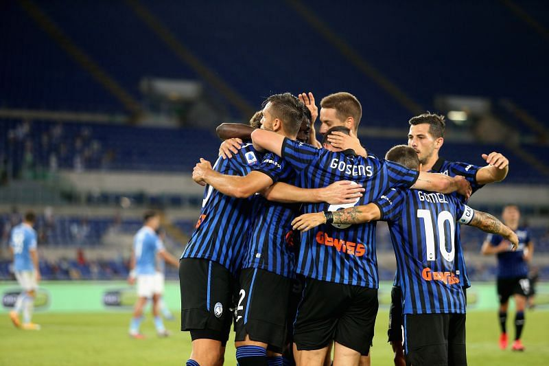 Atalanta will face Cagliari on Sunday